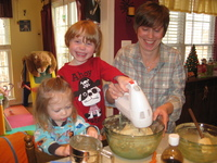 Baking with Aunt Jess