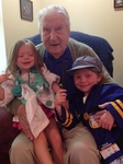 Sofie, Al and Great Grandpa