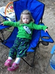 First time camping